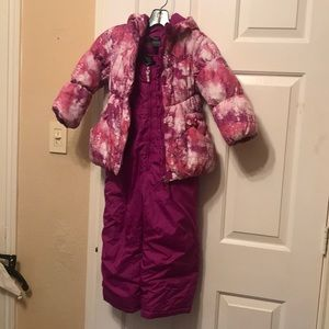 Rway Jackets & Coats - RWay Girl's Ski Outfit SZ 5T